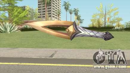Akali Weapon V2 for GTA San Andreas