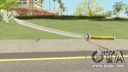 Scorpion Weapon for GTA San Andreas