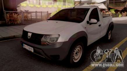 Dacia Duster Pickup 2017 for GTA San Andreas