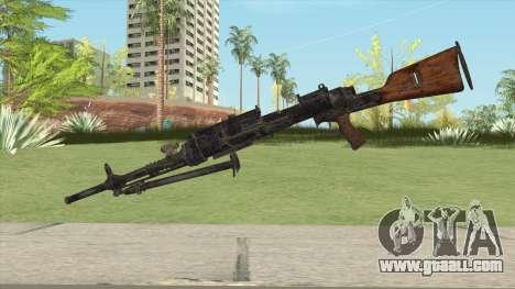 COD WW2 - Breda 30 MG V2 for GTA San Andreas