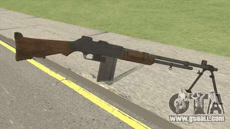 Day Of Infamy BAR M1918 for GTA San Andreas