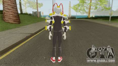 Tomura Shigaraki Skin V2 (Boku no Hero) for GTA San Andreas