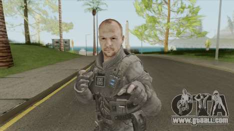 Jones (Call of Duty: Black Ops 2) for GTA San Andreas