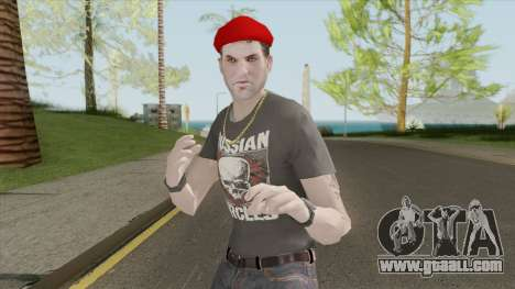 Russian Gang Skin V3 for GTA San Andreas