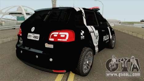 Volkswagen Spacefox 2012 (PMPR) for GTA San Andreas