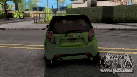Chevrolet Spark Transformers Revenge for GTA San Andreas