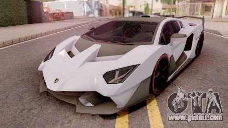 Lamborghini SC18 Alston 2019 for GTA San Andreas