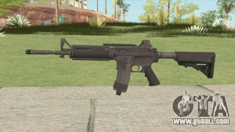 Warface M4A1 (Basic) for GTA San Andreas