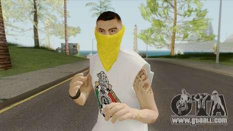 Mexican Gang Skin V1 for GTA San Andreas