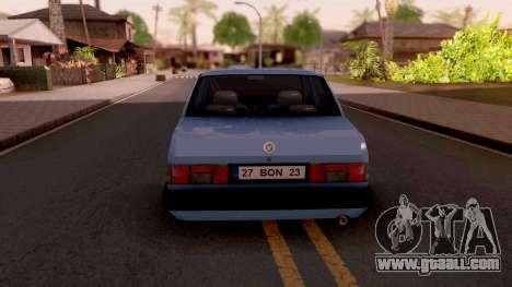 Tofas Dogan SLX 1.6 for GTA San Andreas