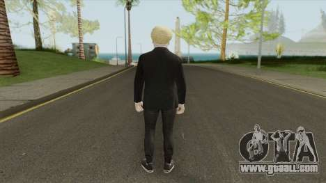 GTA Online Random Skin V1 for GTA San Andreas