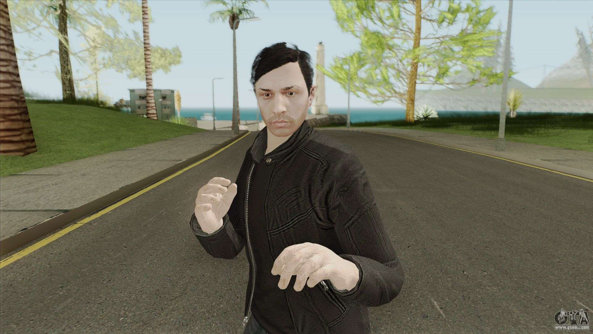 Daniel (GTA Online Character) for GTA San Andreas