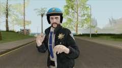 SAHP Biker V1 (GTA Online) for GTA San Andreas