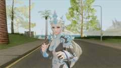 Ice Queen Skin (Creative Destruction) for GTA San Andreas