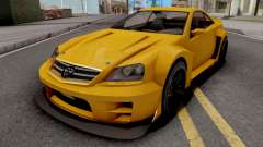 Benefactor Feltzer Mi Version de GTA Online for GTA San Andreas