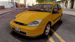 Ford Focus ZX3 2000 HQLM for GTA San Andreas