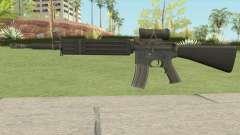 C7 Assault Rifle Default for GTA San Andreas