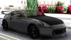 Nissan 370z Grey for GTA San Andreas