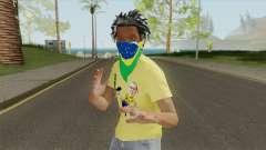 Brazilian Gang Skin V2 for GTA San Andreas