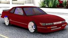 Nissan Silvia S13 JDM Drift for GTA San Andreas