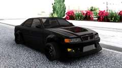Toyota Chaser Black Edition for GTA San Andreas