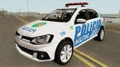 Volkswagen Gol G7 (PMGO) for GTA San Andreas