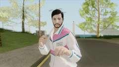 GTA Online Random Skin 27 (Vaporwave Boi) for GTA San Andreas