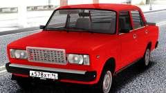 VAZ-2107 Original for GTA San Andreas