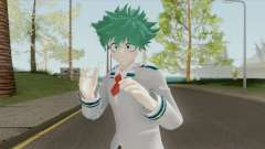 Deku Skin V3 (Boku no Hero) for GTA San Andreas