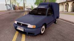 Volkswagen Caddy Mk2 1999 for GTA San Andreas