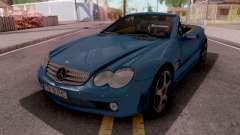 Mercedes-Benz SL65 AMG Cabrio for GTA San Andreas