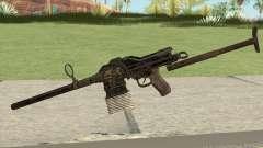 COD WW2 - MG-81 Machine Gun for GTA San Andreas