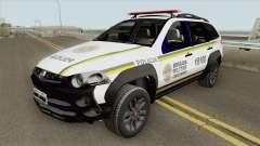 FIat Palio Weekend (Brigada Militar) for GTA San Andreas
