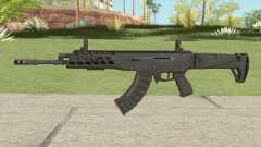 Warface AK-Alfa Default (Without Grip) for GTA San Andreas