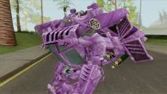 Shockwave Skin (Transformers The Game) for GTA San Andreas