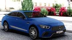 Mercedes-Benz GT63s Blue for GTA San Andreas