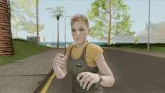 Chloe Lynch USS (Call of Duty: Black Ops 2) for GTA San Andreas