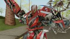 Transformers Stinger AOE for GTA San Andreas