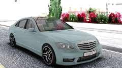 Mercedes-Benz S65 W221 Sedan for GTA San Andreas