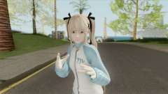 Marie Rose Training Gear for GTA San Andreas