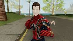 Iron-Spider Unmasked for GTA San Andreas