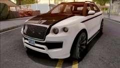 GTA V Enus Huntley S for GTA San Andreas