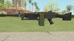 CS-GO Alpha M249 MG for GTA San Andreas