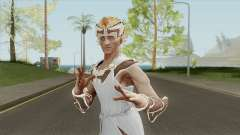 God Of War III - Hermes Skin for GTA San Andreas