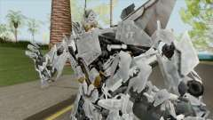 Transformers Starscream Low 2007 for GTA San Andreas