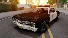 Declasse Tulip Police Car LAPD for GTA San Andreas