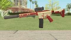 Carbine Rifle GTA V MK2