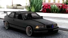 BMW E36 Grey for GTA San Andreas