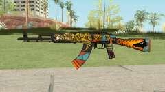 Warface AK-103 (Anubis) for GTA San Andreas