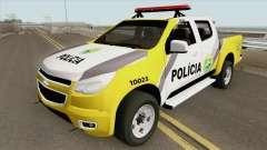 Chevrolet S10 (Policia Militar) for GTA San Andreas